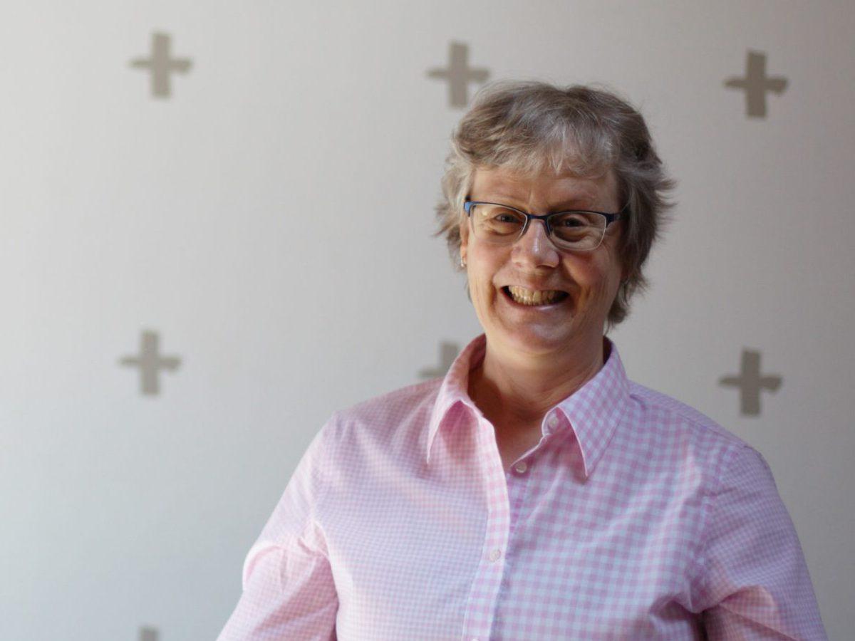 Photo of Pat Crosscombe